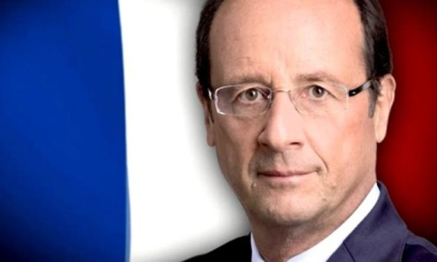 Francois Hollande –  President of France