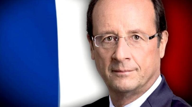 Francois Hollande –  President of France