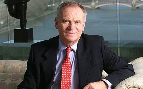 Jeffrey Archer – British Author