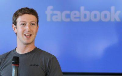 Mark Zuckerberg – American Internet Entrepreneur