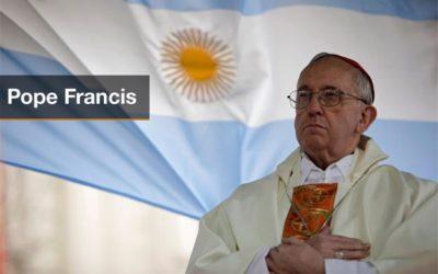 Pope Francis – Argentinian Roman Catholic Church Leader