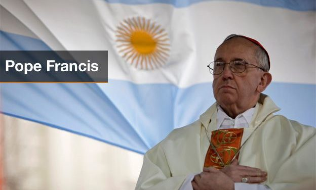 Pope Francis – Argentinian Roman Catholic Church Leader